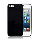 Custodia Apple iPhone 5 Silicone Bumper - Nero